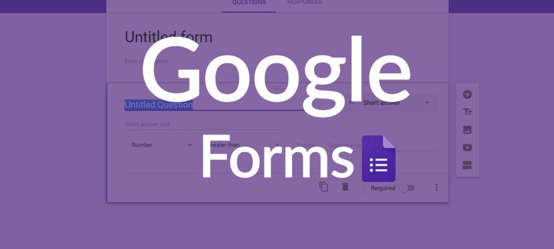 Googel form