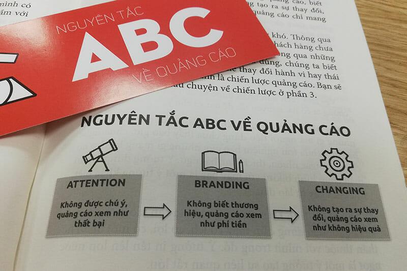 Nguyên tắc ABC trong quảng cáo