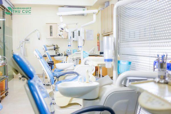Nhổ răng ở bệnh viện Thu Cúc